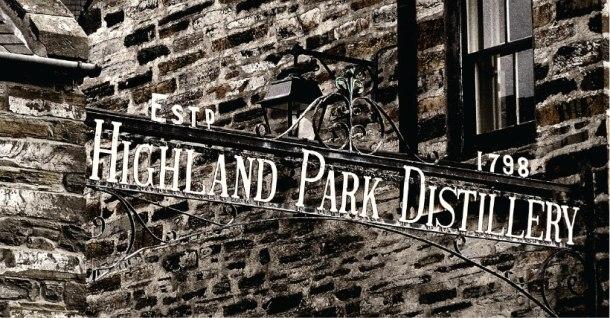 HP distillery