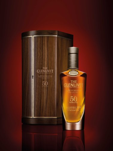 The Glenlivet Winchester Collection Vintage 1964 with Cabinet