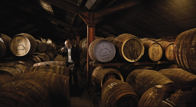 Glengoyne Distillery Warehouse 8