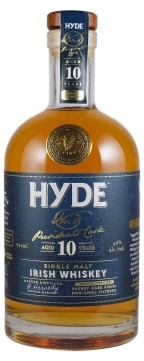 Hyde sherry finish