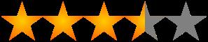Stars 3.5