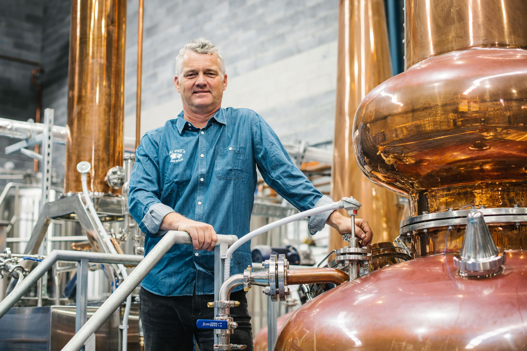 David Whittaker, Manly Spirits Co Founder and Director