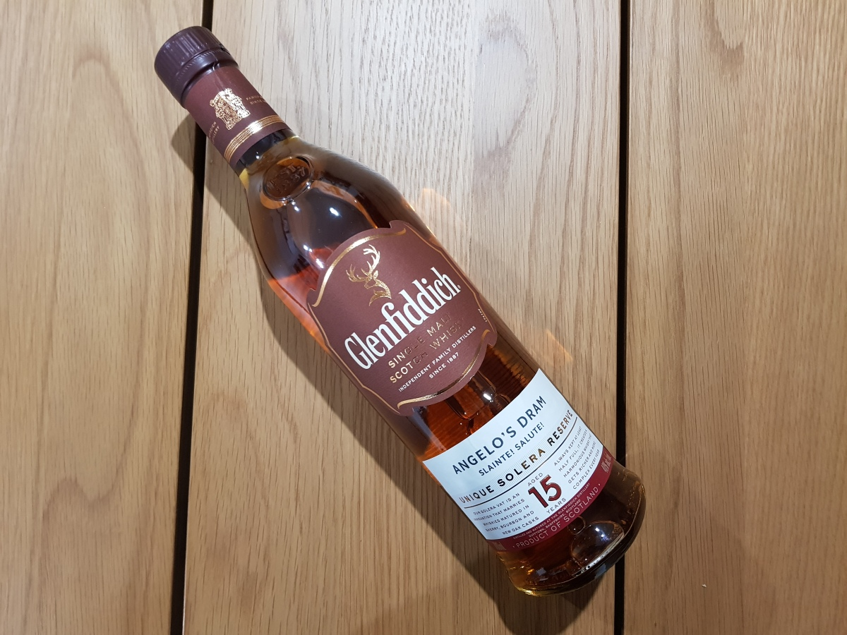 All aboard the Glenfiddich Whisky Wanderer!